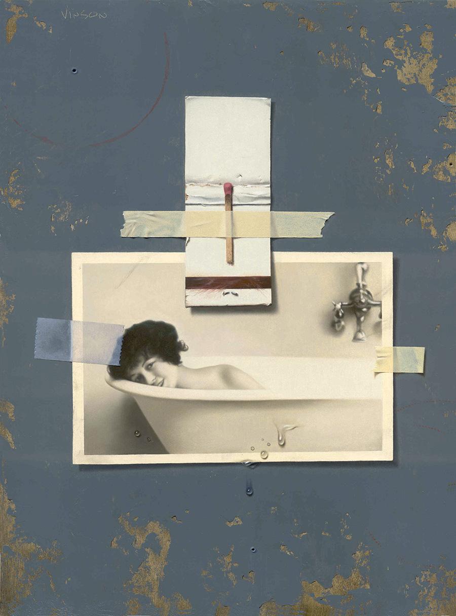 Hyperrealism, Adam Vinson5