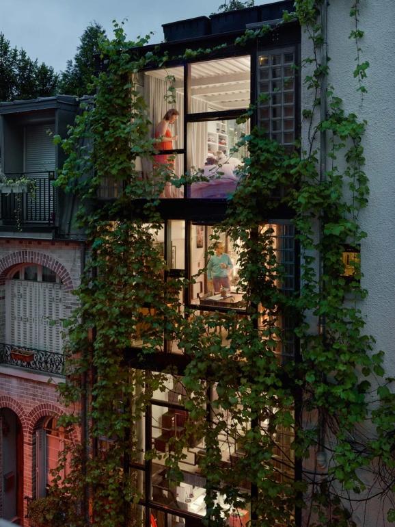 20 Mai,2013, Villa Santos-Dumont, Paris 15e